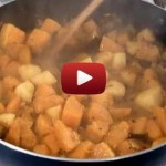 VIDEO - Kumror Chokka - Pumpkin Curry