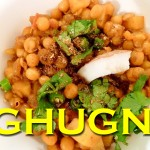 GHUGNI - Spicy Yellow Peas Curry