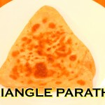TRIANGLE PARATHA - Trikon Porota